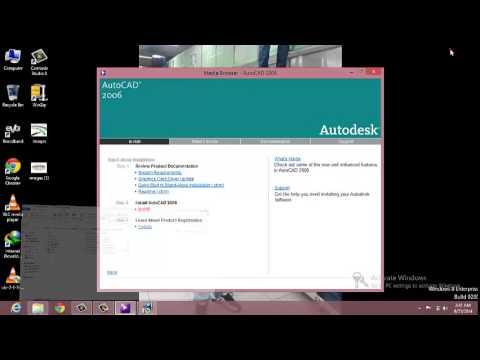 autocad 2006 64 bit keygen