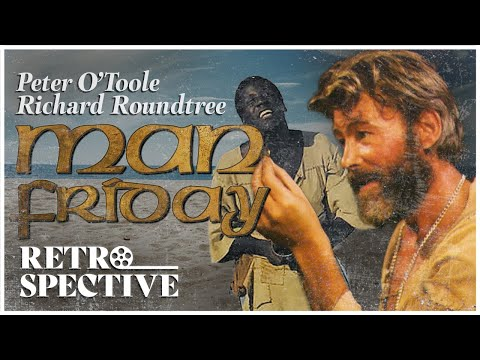 Peter O'Toole Comedy Full Movie | Man Friday (1975) | Retrospective