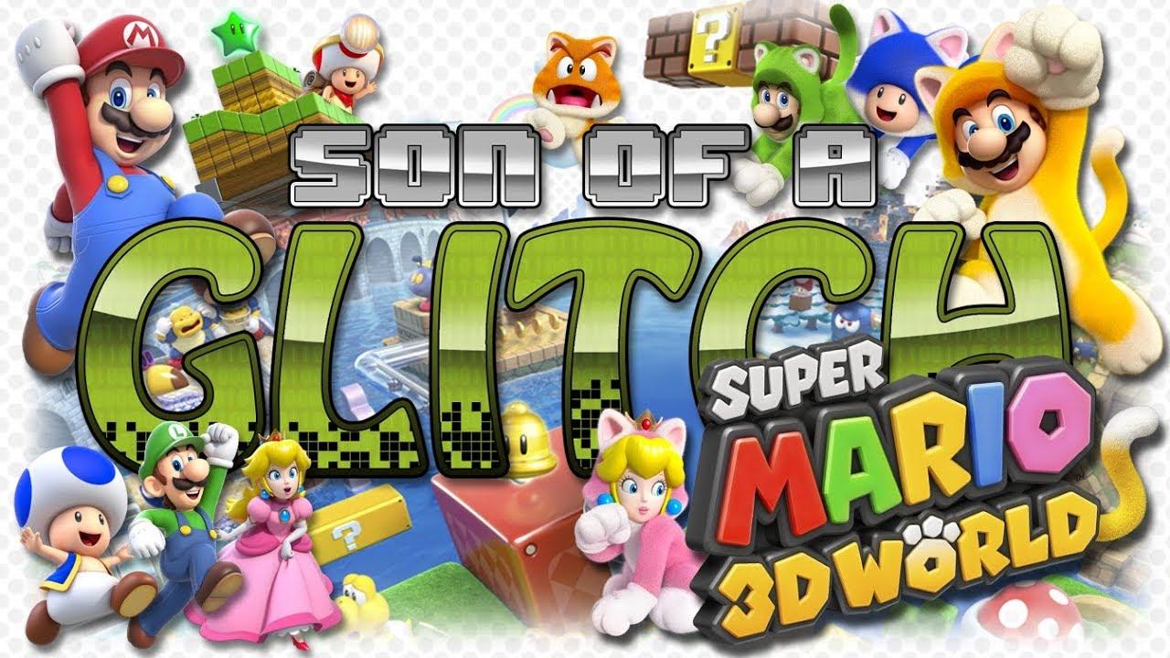 Super Mario World Glitches Son Of A Glitch Episode 87