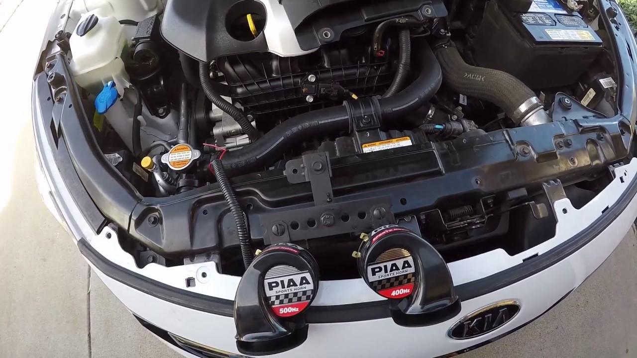 2015 Kia Optima Wiring Diagram Horn Trusted 2006 Rio 2012 Upgrade Youtube Chrysler 200