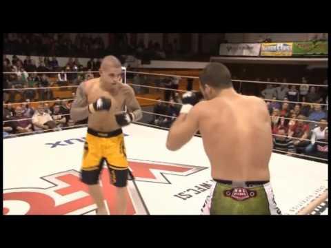 Serbian vs Chechenya [MMA FIGHT 2016] SERB THE WINNER