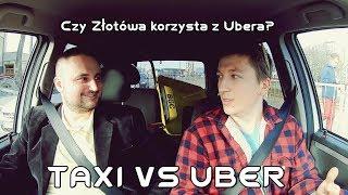 Najszczersza rozmowa z taksówkarzem o Uberze - Taxi Złotówa