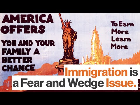 The Politics of Racist Immigration Policy, with Junot Diaz
