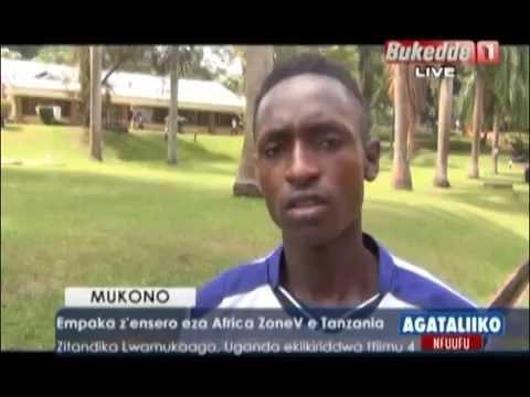 SPORTS:Empaka z'ensero eza Africa zone V e Tanzania