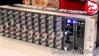 Микшерный пульт BEHRINGER RX 1202FX EURORACK PRO(Микшерный пульт BEHRINGER RX 1202FX EURORACK PRO https://goo.gl/e3rRR5 – это двенадцатиканальная рэковая модель со встроенным..., 2012-05-08T16:39:50.000Z)