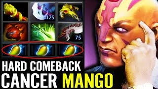 Reason why MANGO is the Best item in DOTA 2 | ComeBack Anti-Mage Dota 2 gameplay