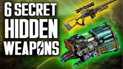 Fallout 3 - 6 Secret Unique Weapons - Hidden Weapons Location Guide