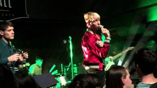 The Drums - Kiss Me Again (2014-09-25)