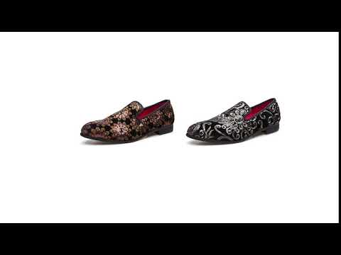 Floral - Zhaka Zulu Shoes