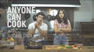 Mezze and Party Dip Platters (Anyone Can Cook with Isabelle Daza)