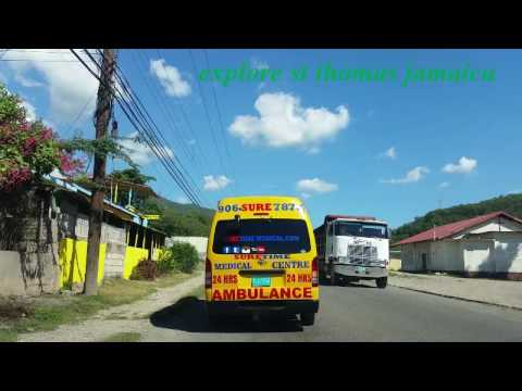 Explore St Thomas Jamaica....Harbour View to Morant Bay (part1)