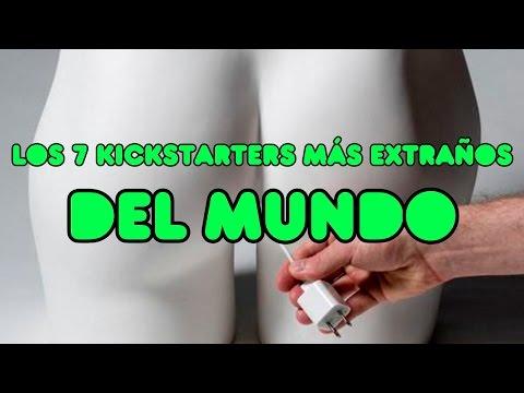 Los 7 kickstarters más extraños del mundo | DrossRotzank