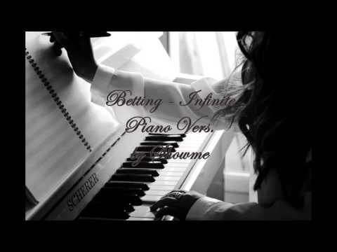 [Piano Cover] 인피니트 (Infinite) - Betting