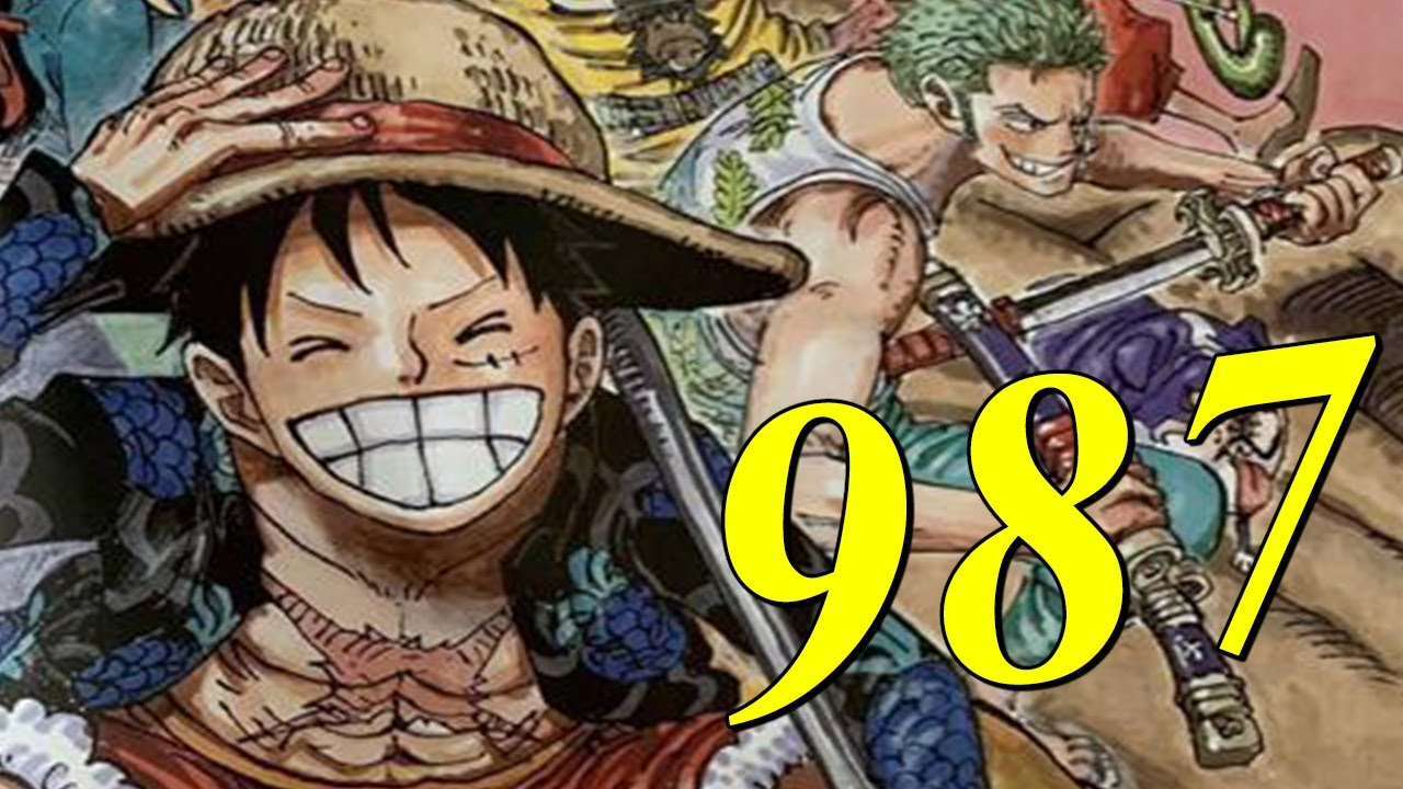 One Piece Chapter 987 Reaction - IT'S AN ALL OUT WAR!!! ワンピース