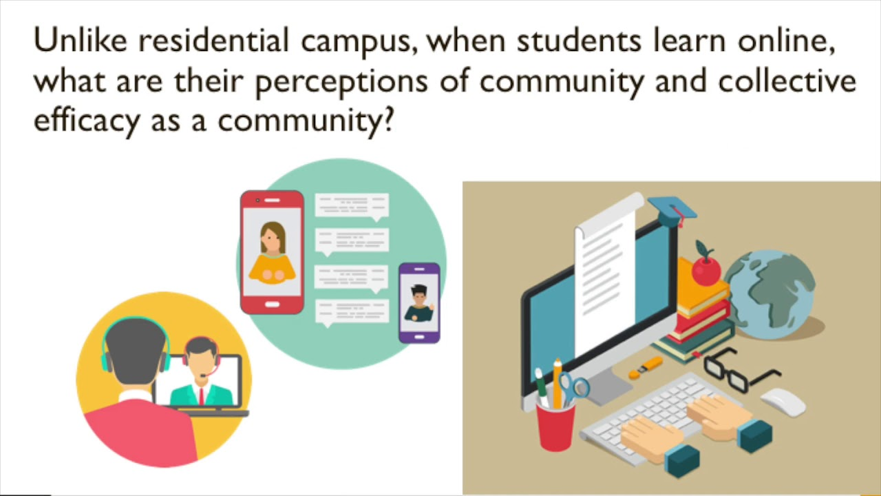 Where is Community Among Online Learners?