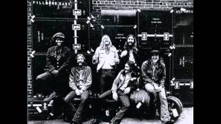 The Allman Brothers Band - In Memory of Elizabeth Reed ( At Fillmore East, 1971 )