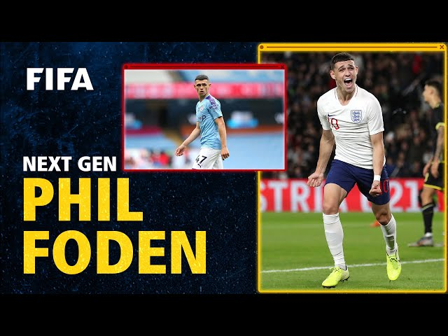 Phil Foden: A Special Talent | England & Manchester City