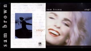 Sam Brown   Wrap Me Up 1988 Stop