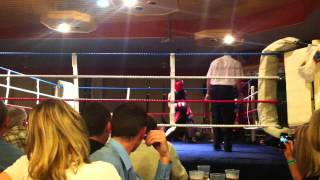 amateur boxing with liam taylor