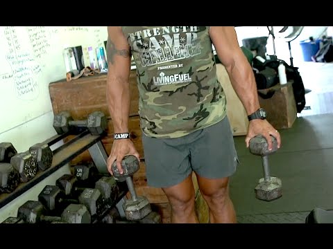 4 Exercises For Stronger Hands & Forearms
