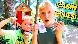 Invisible Clues Found At Lake Cabin!