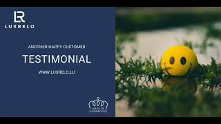 LuxRelo | Testimonial from a Customer moving from the US