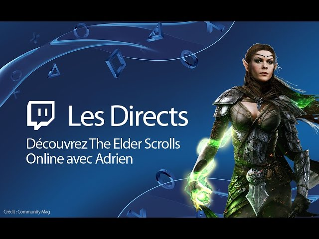 The Elder Scrolls Online - Découverte