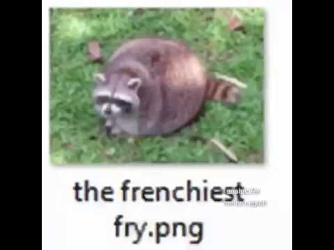 It is i  The frenchiest fry (siri)