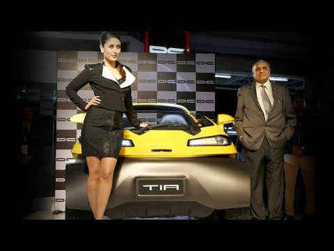 Dc Tia Small Car Review At Auto Expo 2014 Revealed By Kareena