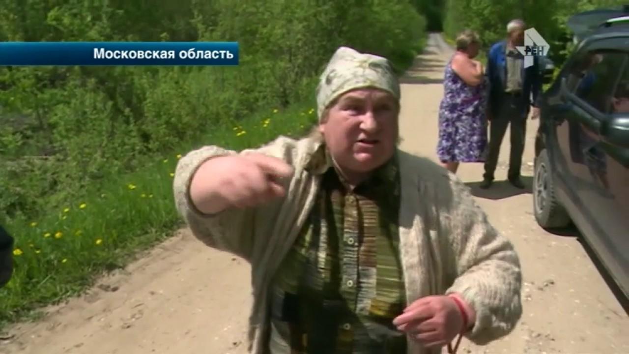 Жители одного из посёлков Московской области обвиняют председателя СНТ в вымогательстве
