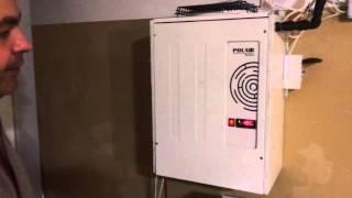 видео Охлаждаемые потолочные панели