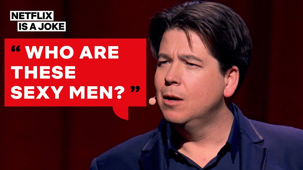 Michael McIntyre Has No Clue What His Wife Finds Sexy | Netflix Is A Joke