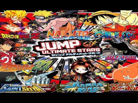 Game Android Offline Naruto One Piece dll - Jump Ultmate Starts (Mugen) Link + Cara Install - 동영상