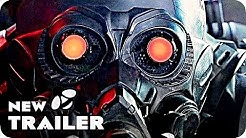 InRang The Wolf Brigade Trailer (2018) Jin-Roh Live Action Movie