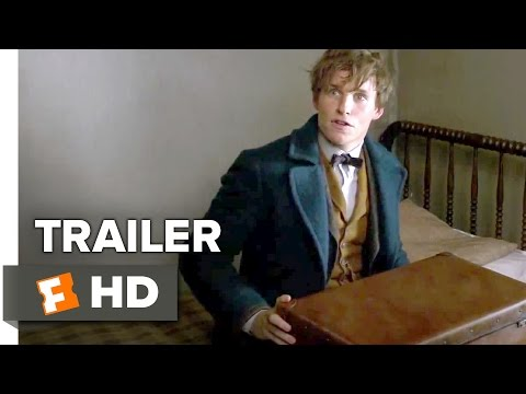 Fantastic Beasts and Where to Find Them Official Announcement TRAILER 1 (2016) HD