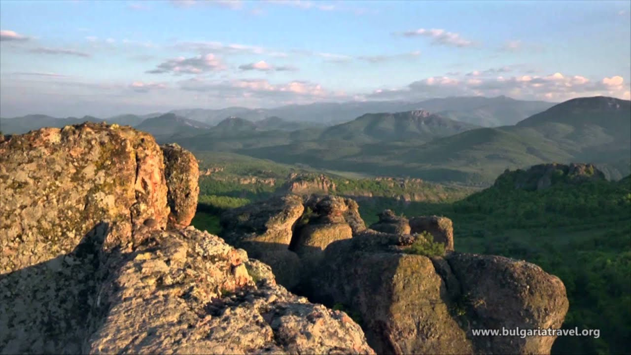 Forteresse de Belogradchik, rochers de Belogradchik - YouTube