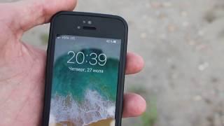 iOS 11 на iPhone 5S. Честный отзыв.