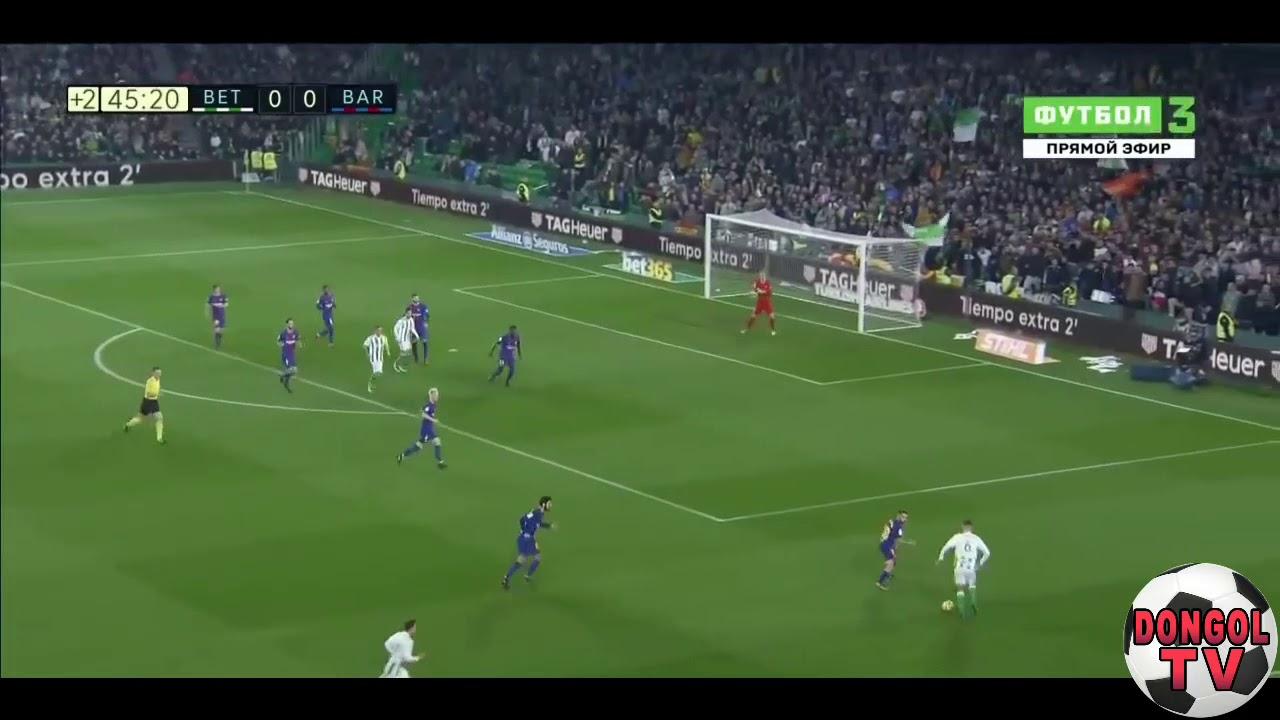 Download Real Betis Vs Barcelona 0 5   All Goals & Highlights   Resumen y Goles 21 01 2018 HD