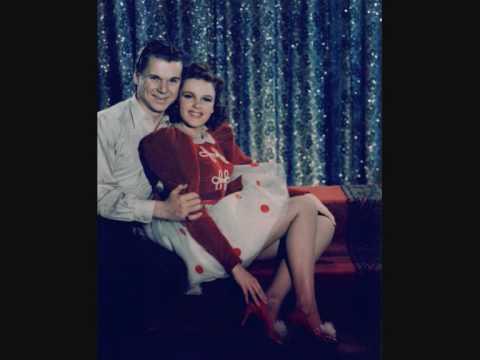 Judy Garland & Tony Martin...I'm Always Chasing Rainbows (Reprise) (Recording Takes)