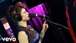 Kiesza La La La Naughty Boy Ft Sam Smith Cover In The Live Lounge