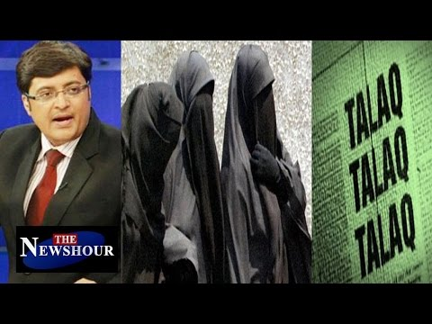 Government Officially Opposes Triple Talaq: The Newshour Debate (7th Oct)