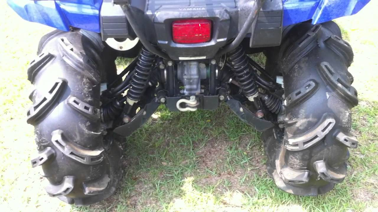 Yamaha Grizzly  Lift Kit