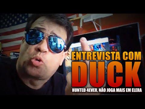 """Entrevista com Duck - """"Você não joga mais em Elera"""""""