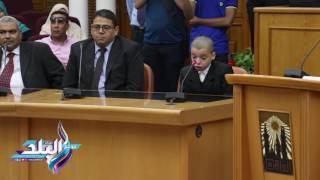 بدء احتفالية محافظة القاهرة بتكريم أوائل الثانوية العامة .. فيديو وصور