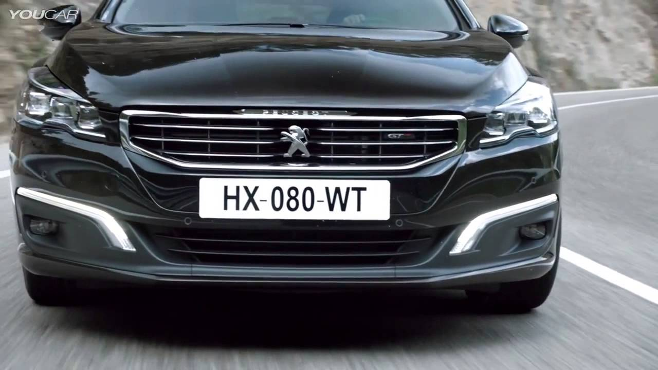 peugeot 508 sw gt 2015 2 youtube. Black Bedroom Furniture Sets. Home Design Ideas
