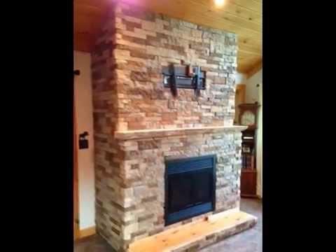 Airstone Fireplace Slideshow - YouTube