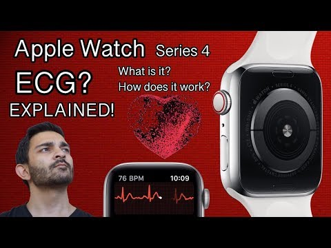 What's ECG & How Does it Work on Apple Watch Series 4? Explained!