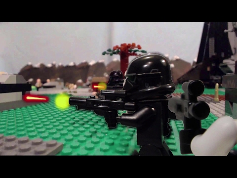 LEGO Star Wars:  First Person Stormtrooper