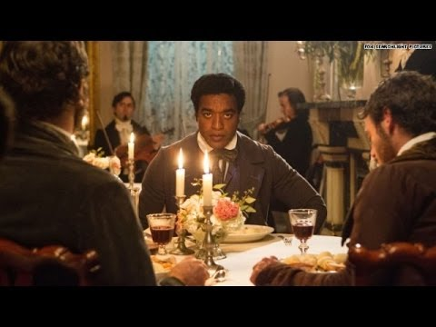 '12 Years A Slave' wins best film