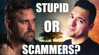 Exposing Crypto Crow ALMOST GOT SCAMMED! + Suppoman Music Video